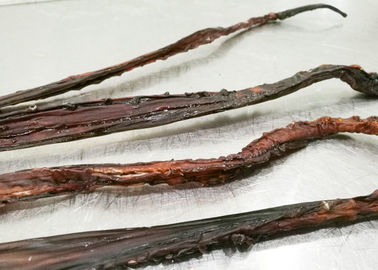 Brown Seasoned Dried Squid Long Tentacle Potassium Sorbate Additives