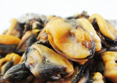 Mussel Dried Seafood Low Fat Under -18 Degree C Life Brc Certification